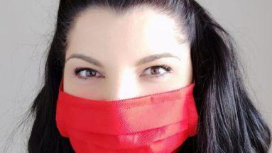 """mi-am pus întrebarea: """"Cât este de dificil să minți atunci când porți masca de protecție?"""""""